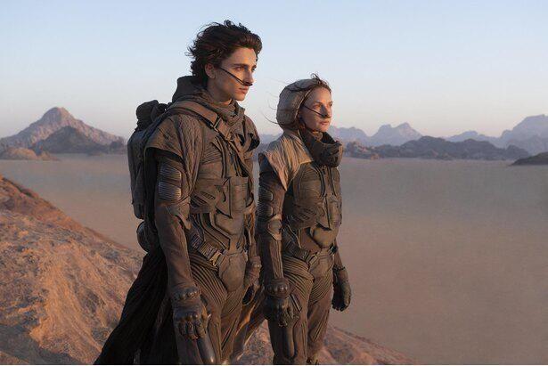 壮大な世界を舞台に圧倒的な迫力の映像が展開する『DUNE/デューン 砂の惑星』