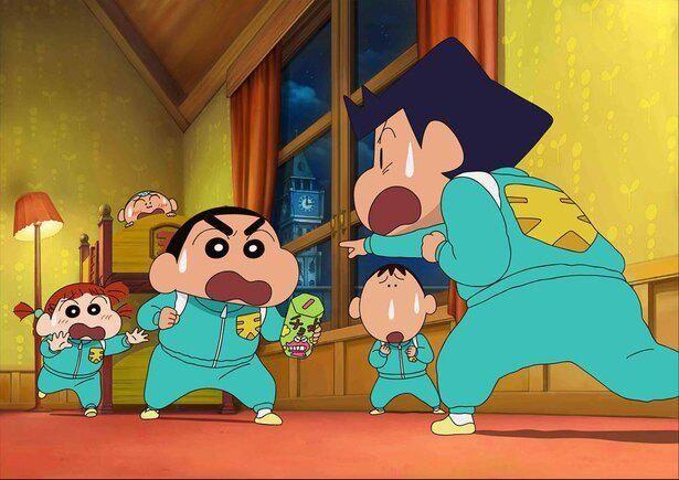 4位の『映画クレヨンしんちゃん 謎メキ!花の天カス学園』は累計興収が11億円に