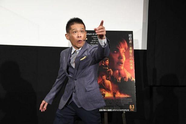 40年以上にわたり芸能界をサバイブしてきた柳沢慎吾