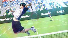 テニスという競技の枠に収まらない超人的な必殺技の数々も魅力の「テニスの王子様」
