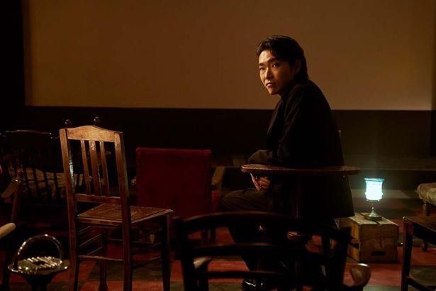 初共演者の柄本、池田との掛け合いも見どころ