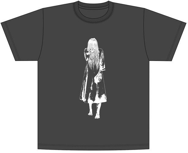 【写真を見る】貞子が迫りくる…名作ホラーのTシャツたちが大集合!