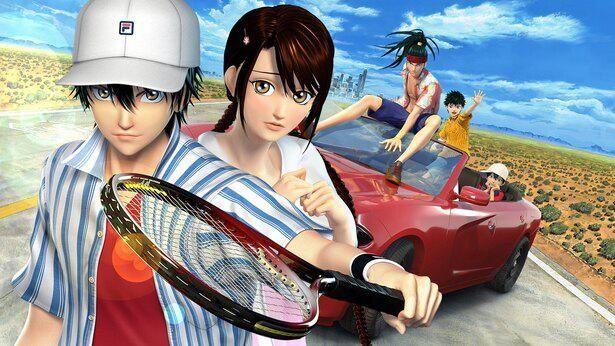 圏外だった『リョーマ!The Prince of Tennis 新生劇場版テニスの王子様』が公開2週目でトップ10入り