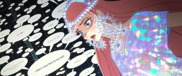 2位の『竜とそばかすの姫』は累計興収が61億円を突破