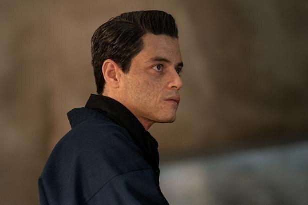 【写真を見る】『007/ノー・タイム・トゥ・ダイ』で悪役のサフィンを演じるラミ・マレック