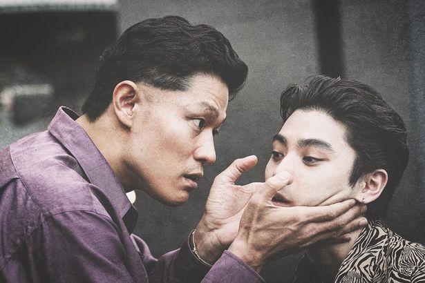"""7年の刑期を終え出所した、上林成浩は、圧倒的な""""破壊的衝動""""を持つ男"""