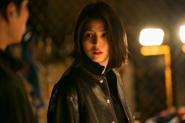ハン・ソヒ主演の復讐を扱った韓国ドラマ「マイネーム:偽りと復讐」