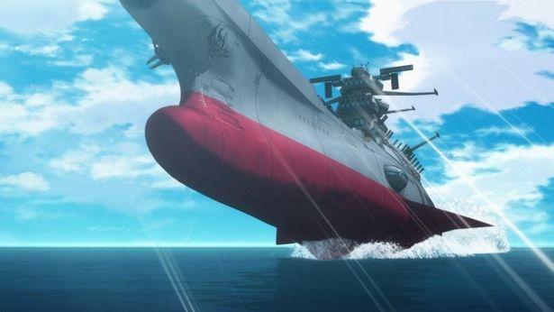 宇宙戦艦ヤマトが降臨