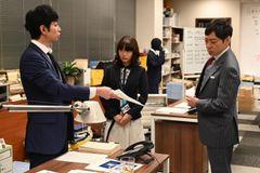 『99.9-刑事専門弁護士-THE MOVIE』の撮影現場で、松本潤の姿をキャッチ!