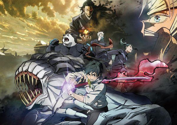『劇場版 呪術廻戦 0』のキービジュアルが完成!同ビジュアルのムビチケも発売決定