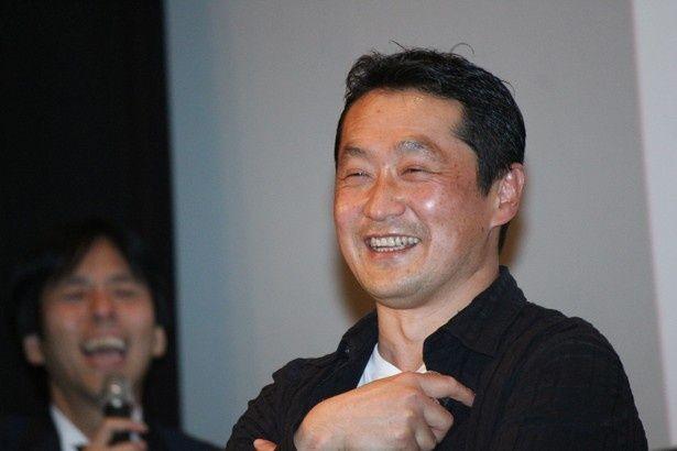 華麗なアクションを披露した坂本浩一監督