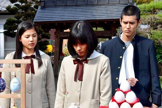 【写真を見る】秩父近郊のお寺で行われていた撮影ロケに潜入取材!