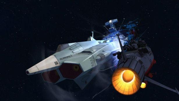 不朽の名作アニメを再映画化した『宇宙戦艦ヤマト2202 愛の戦士たち 第二章「発進篇」』