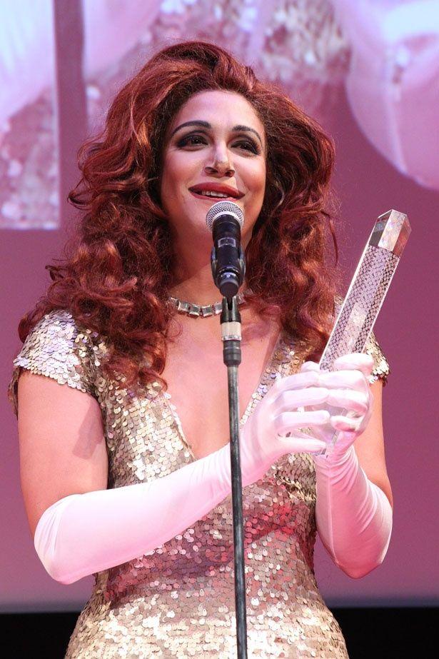 パオロは東京国際映画祭で主演男優賞を受賞
