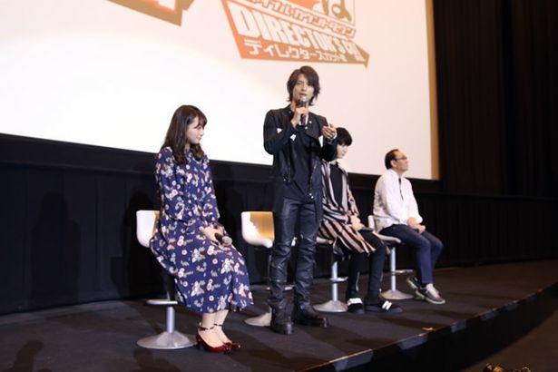 中村は事前に佐藤建へ連絡したことを報告。桜田は『亜人』に触れるなど、彼らの絆はいまもかーなーりー強い!