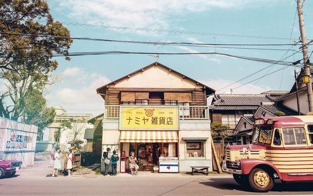 Hey! Say! JUMPの山田涼介が主演した『ナミヤ雑貨店の奇蹟』が1位