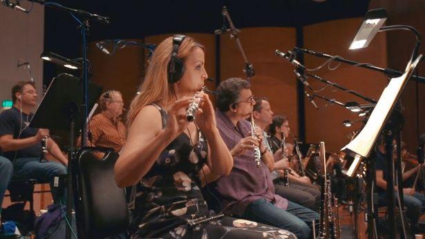 【写真を見る】今では当たり前となったオーケストラによる映画音楽の収録。その始まりは1933年の『キング・コング』