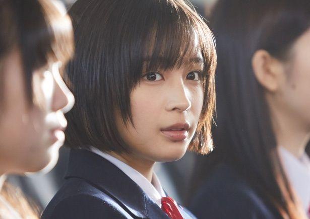 『ちはやふる』(16)や『チアダン』(17)などでも高校生を演じた、広瀬すずが『先生! 、、、好きになってもいいですか?』で先生に恋する少女を好演