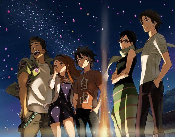11年にTVアニメが放送され、13年には映画も公開された『劇場版 あの日見た花の名前を僕達はまだ知らない。』