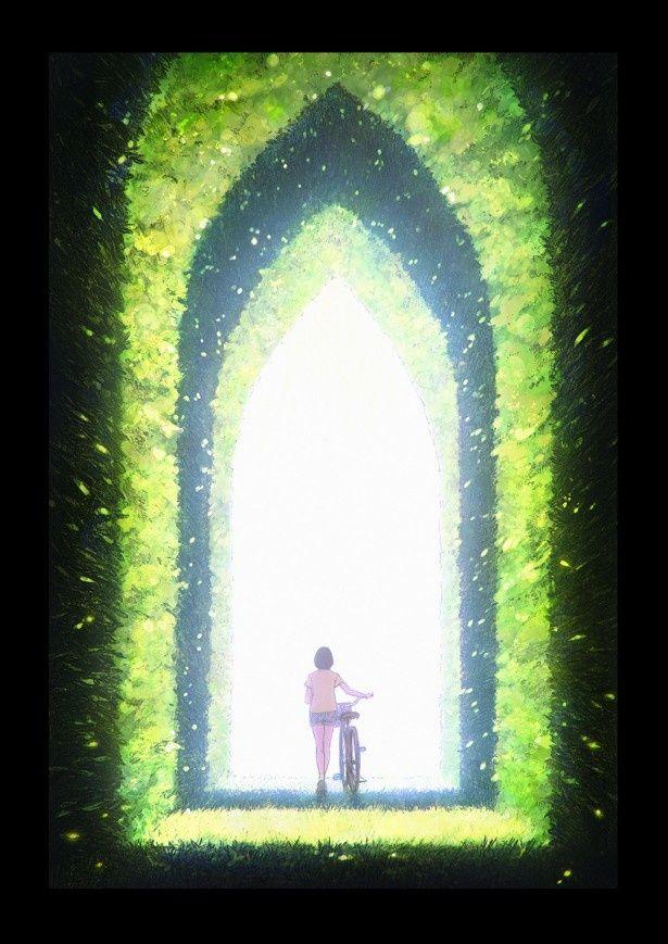 東京国際映画祭で初お披露目された、来年完成予定の新作イメージ