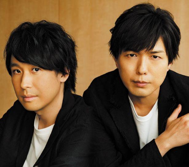 9月に2ショットで登場の鈴村健一と神谷浩史。声優が同カレンダーに登場するのは今回が初(東映)