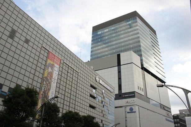 11月にオープンしたTOHOシネマズ 上野は秋葉原が近いこともあり、アニメ作品が多く上映されるなど独自のラインアップで人気に
