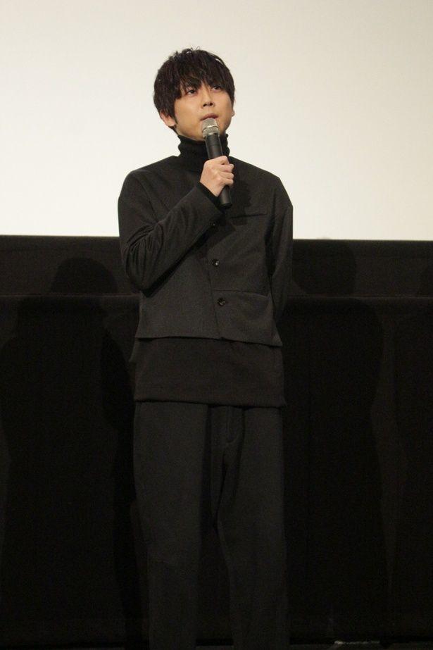 梶裕貴は、物語途中から病んでしまうグリムを楽しんで演じていたという