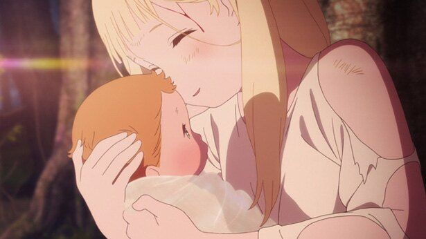 """【写真を見る】不老&長命の種族""""イオルフ""""の少女マキアは人間の孤児エリアルと出会い、彼の母になろうとする"""