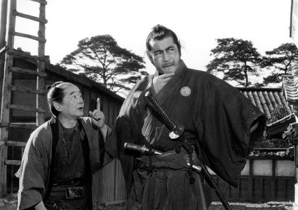 【写真を見る】黒澤明監督の名作『用心棒』は4Kデジタルリマスター版での上映