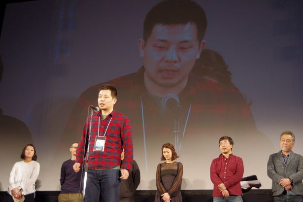 『キュクロプス』で北海道知事賞とシネガーアワード(批評家賞)に輝いた大庭功睦監督
