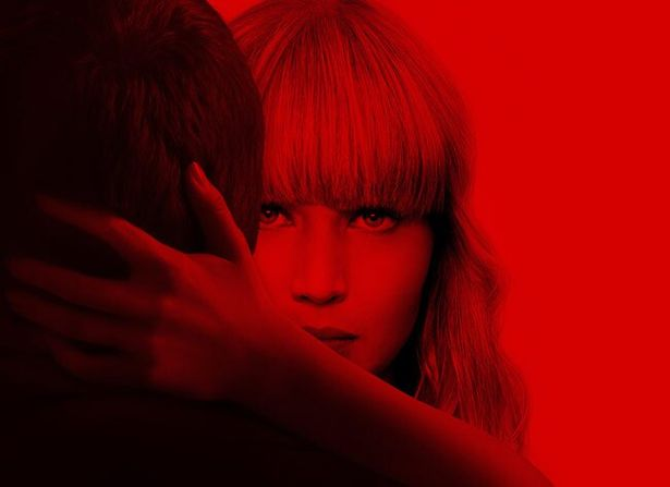 ジェニファー・ローレンスが妖艶なスパイを演じる『レッド・スパロー』