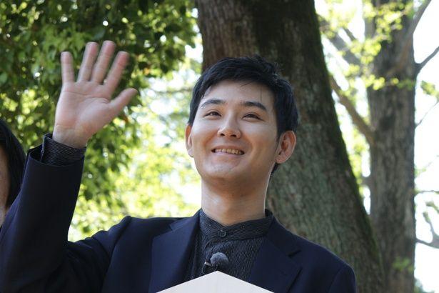 『泣き虫しょったんの奇跡』で主演を務めた松田龍平