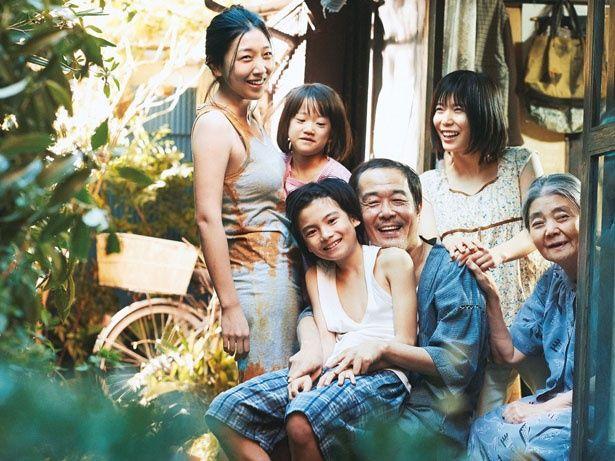 是枝裕和監督の最新作『万引き家族』は6月8日(金)より公開