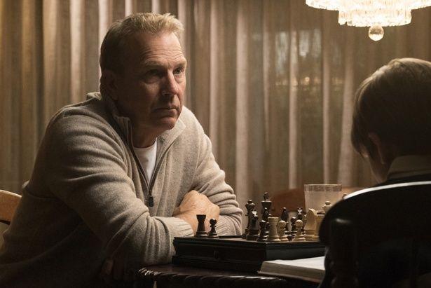 『モリーズ・ゲーム』で主人公モリーの父親を演じたケヴィン・コスナー