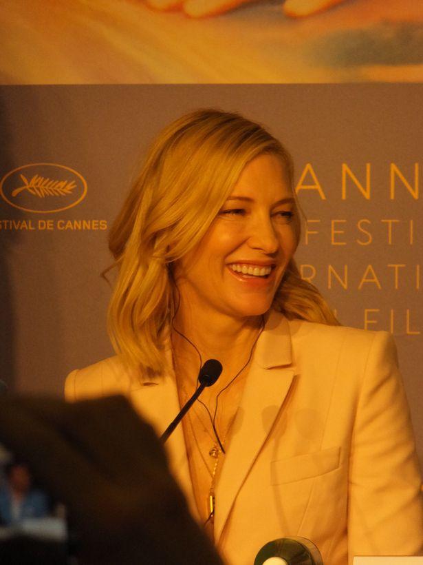 【写真を見る】今年のカンヌ国際映画祭審査委員長を務めるケイト・ブランシェット