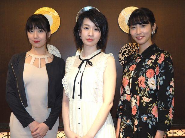 """女優3人が""""支配と隷属""""の世界で見たものは?"""