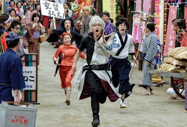 『銀魂2 掟は破るためにこそある』は8月17日(金)公開ィィィ!