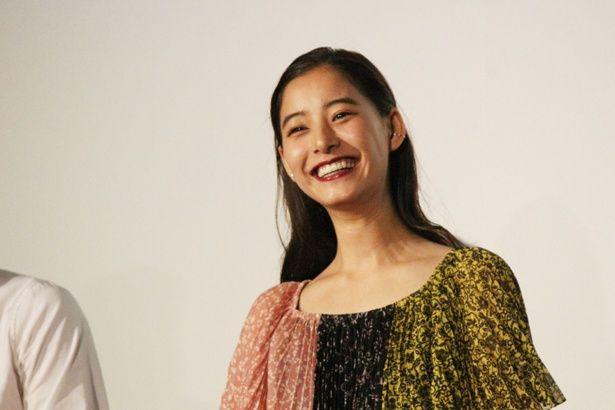 戸田恵梨香のことが好きすぎていつも見ていたという新木優子