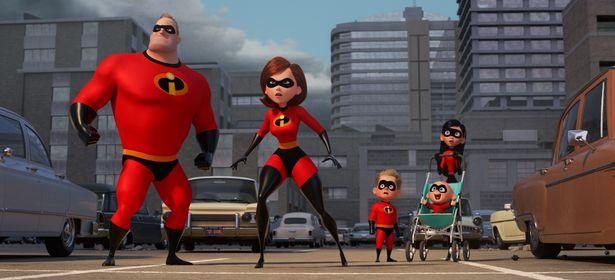 他のスーパーヒーロー映画とは違う、家族の絆の物語は必見!