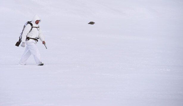 深い雪と強烈な寒さが襲いかかるウインド・リバーの冬