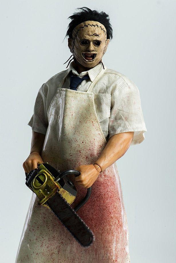 マスクの殺人鬼といえば『悪魔のいけにえ』のレザーフェイスも忘れちゃいけない!