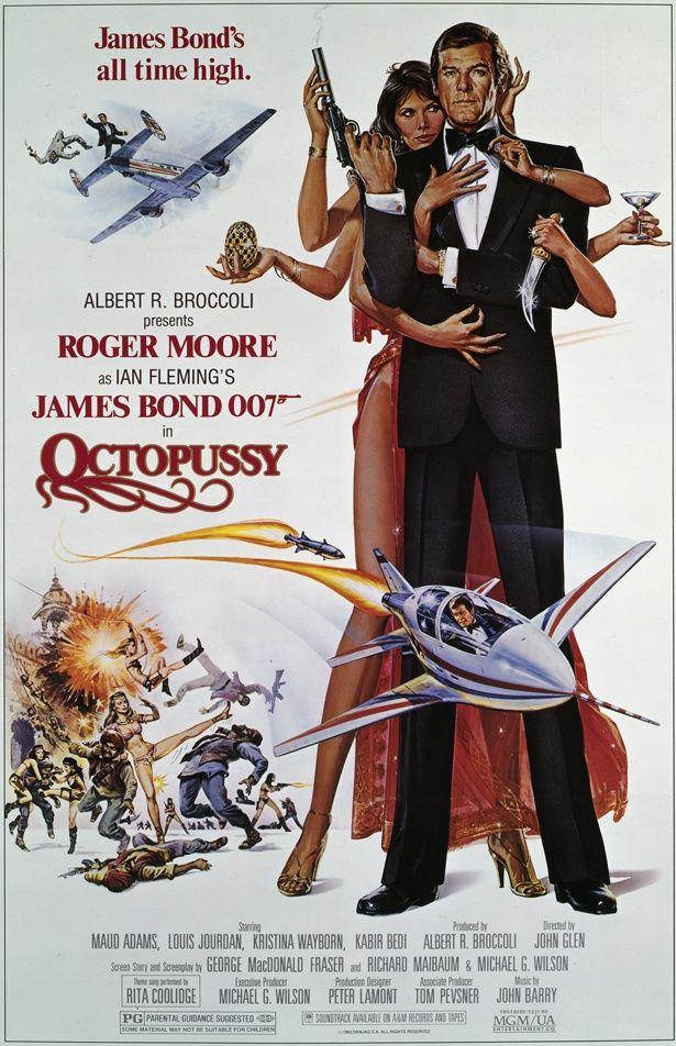 第13作『007/オクトパシー』(83)