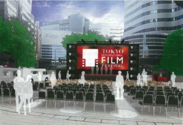 第31回東京国際映画祭が「東京ミッドタウン日比谷」で同時開催決定!