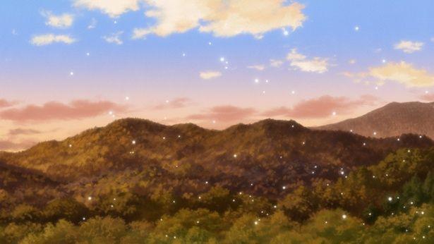水墨画のような淡い色彩の風景の数々