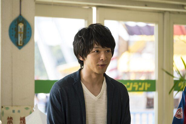 ゆるふわ男子・マアくんを演じた中村倫也がヒロインの恋人役を好演(『オズランド 笑顔の魔法おしえます。』)