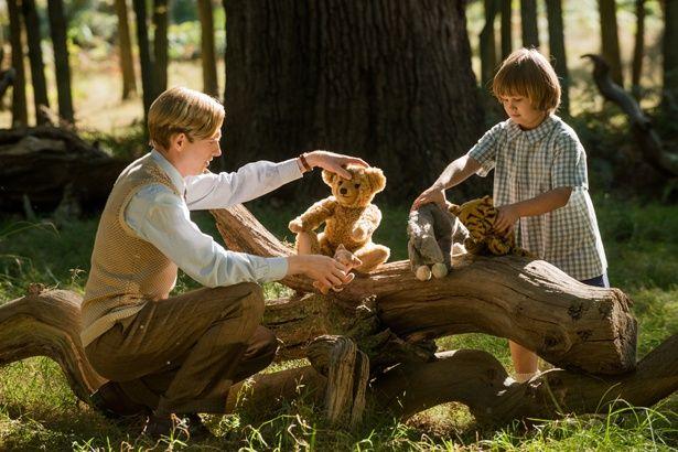 映画ファンから「スクリーンで観たい」とリクエストが殺到した『グッバイ・クリストファー・ロビン』。10月3日からDVD&Blu-rayも発売されている