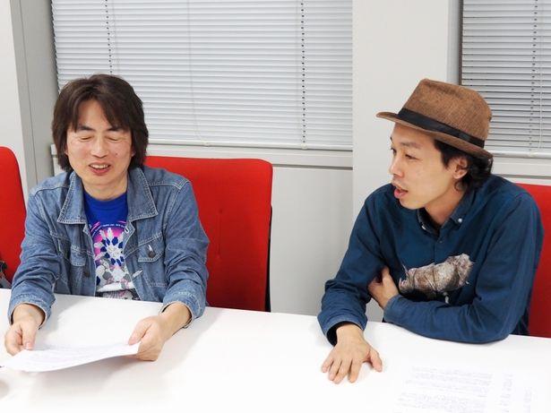 榎本氏は、自主映画独特の評価土壌について解説してくれた