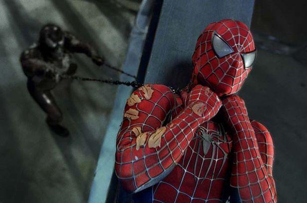 『スパイダーマン3』にも悪役として登場している