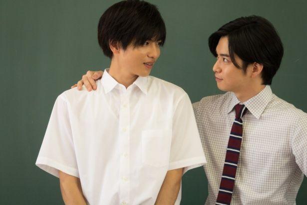 『帝一の國』で学生役だった千葉雄大と志尊淳が、『走れ!T校バスケット部』では生徒と先生役に