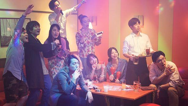 初演時のキャストに太賀、村上虹郎が加わって映画化された『あの日々の話』